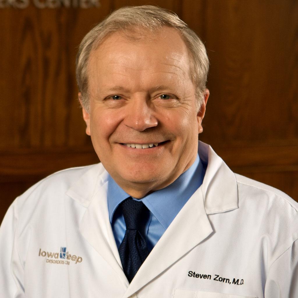 Dr Steven Zorn sq